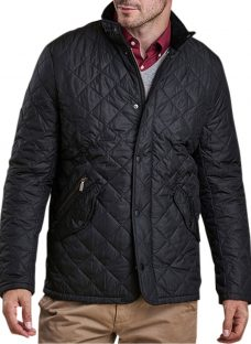 Barbour Chelsea Sportsquilt Water-Resistant Quilted Jacket