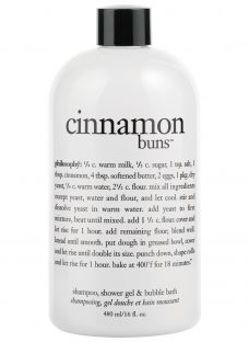 Philosophy Cinnamon Buns 3 in 1 Shower Gel