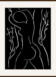 Matisse - Pasiphae and Olive Tree