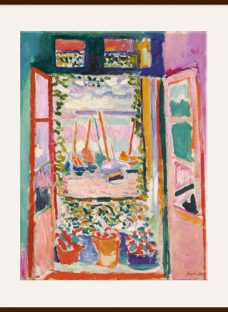 Matisse - The Open Window