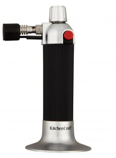 Kitchen Craft Knightsbridge Cook's Blowtorch