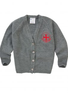Holy Cross RC Primary School Girls' Cardigan