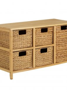 John Lewis Water Hyacinth Storage Unit