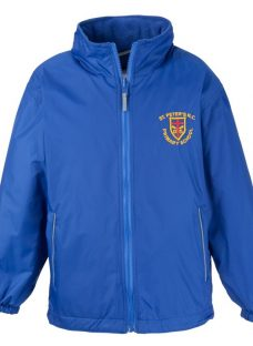St Peters RC Primary School Unisex School Jacket