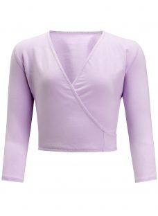 Royal Academy Of Dance Ballet Cross Over Wrap Cardigan