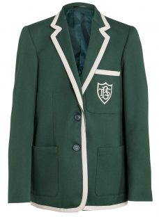 Buckholme Towers School Girls' Blazer