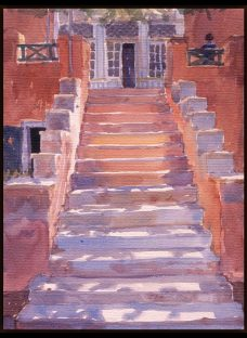 Lucy Willis - Syros Steps
