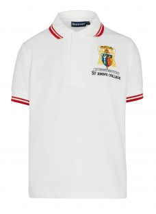 St John's College Mostyn House Unisex Polo Shirt