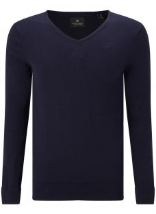 Scotch & Soda Classic V-Neck Jumper