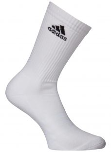 Adidas 3-Stripe Performance Crew Socks