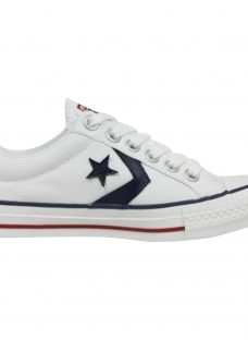 Converse Star Player Canvas Trainers