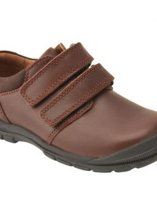 Start-Rite Engineer Leather School Shoes