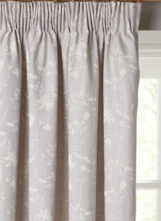 John Lewis Croft Collection Freya Lined Pencil Pleat Curtains