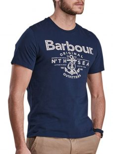 Barbour Sea Graphic T-Shirt