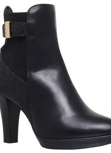 Carvela Rae Cone Heeled Ankle Boots