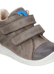 ECCO Children's Suede Rip-Tape Shoes
