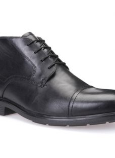 Geox Dublin Leather Boots