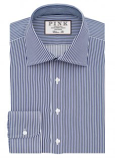 Thomas Pink Grant Classic Fit Stripe Shirt