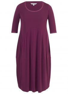 Chesca Seamed Jersey Dress