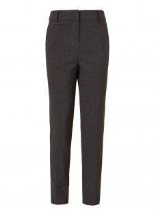 John Lewis Girls' Adjustable Waist Slim Leg Trousers