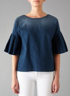 7 For All Mankind English Harbour Blouse