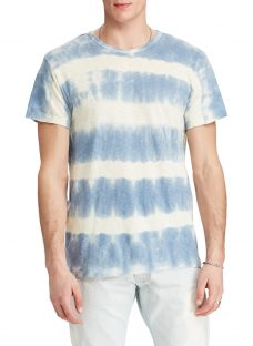 Denim & Supply Ralph Lauren Crew Neck Stripe T-Shirt