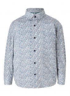 John Lewis Heirloom Collection Boys' Bird Print Shirt