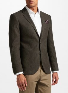 John Lewis Donegal Tailored Fit Wool Suit Jacket