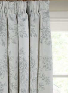 John Lewis Country Garden Lined Pencil Pleat Curtains