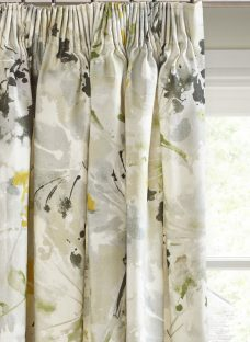 Sanderson Simi Lined Pencil Pleat Curtains