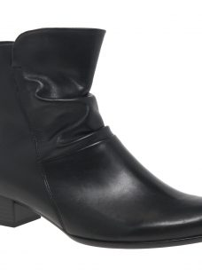 Gabor Jensen Extra Wide Fit Ankle Boots