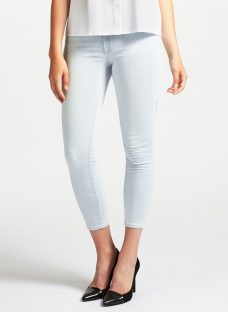 J Brand 835 Mid Rise Cropped Skinny Jeans