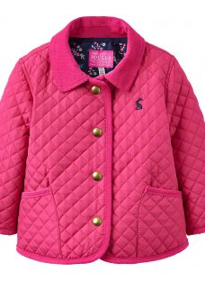 Baby Joule Mabel Quilted Jacket