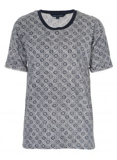 French Connection Medina Tile Print T-Shirt