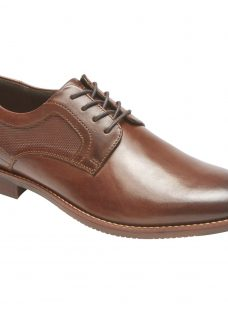 Rockport Style Purpose Perforated Plain Toe Shoes