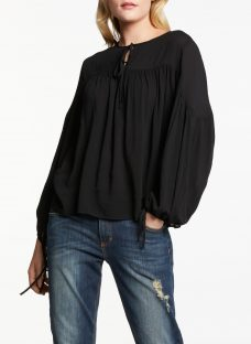 AND/OR Pirate Blouse