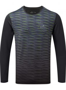 Ronhill Stride Long Sleeve Crew Neck Running T-Shirt