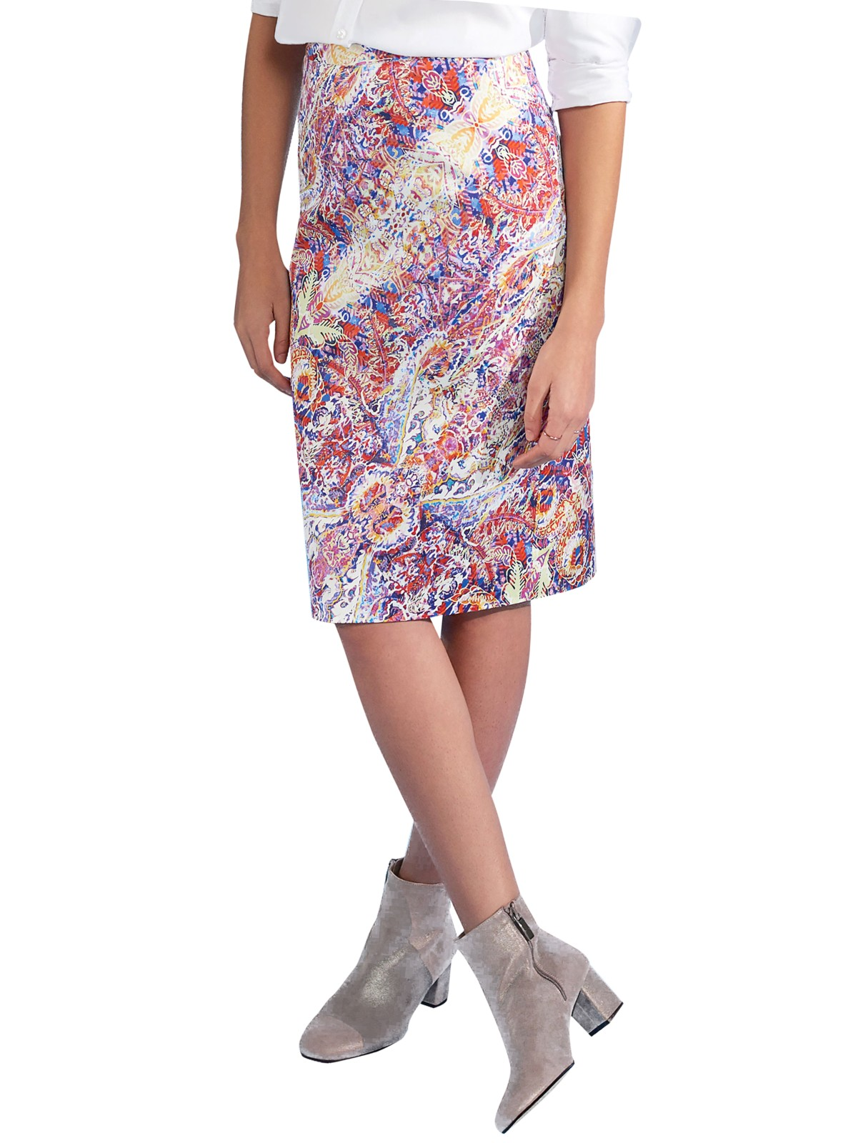 Pure Collection Pencil Skirt