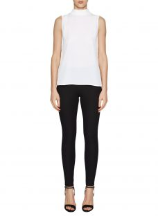 French Connection High Neck Top