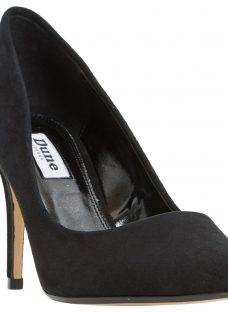 Dune Aurrora Pointed Toe Court Shoes