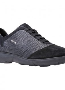 Geox Nebula Breathable Slip On Trainers
