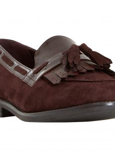 Dune Wide Fit Goodness Loafers