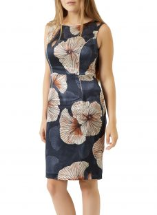 Fenn Wright Manson Petite Marigold Print Dress