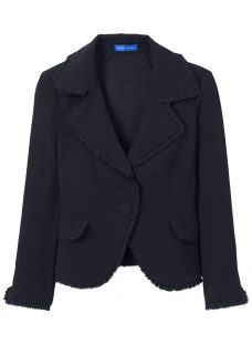 Winser London Tailored Fitted Jacket Style Coat