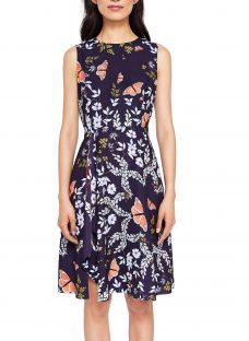 Ted Baker Jenessa Asymmetric Dress