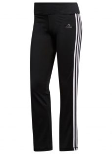adidas 3-Stripe Brushed Jersey Full Length Capris