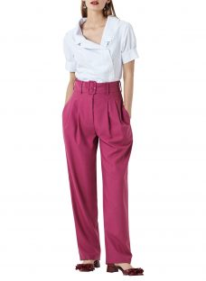Finery Manton High Waisted Trousers