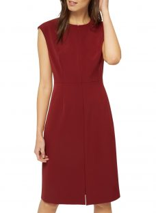 Jaeger Structured Shift Dress