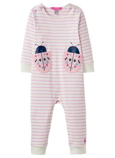Baby Joule Gracie Striped Playsuit