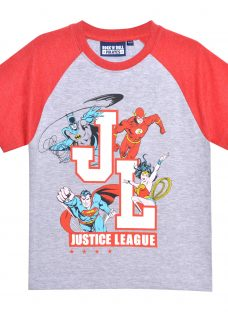 Justice League Children's Printed T-Shirt